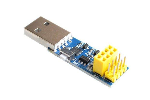 ESP-01 Programmer Debugger
