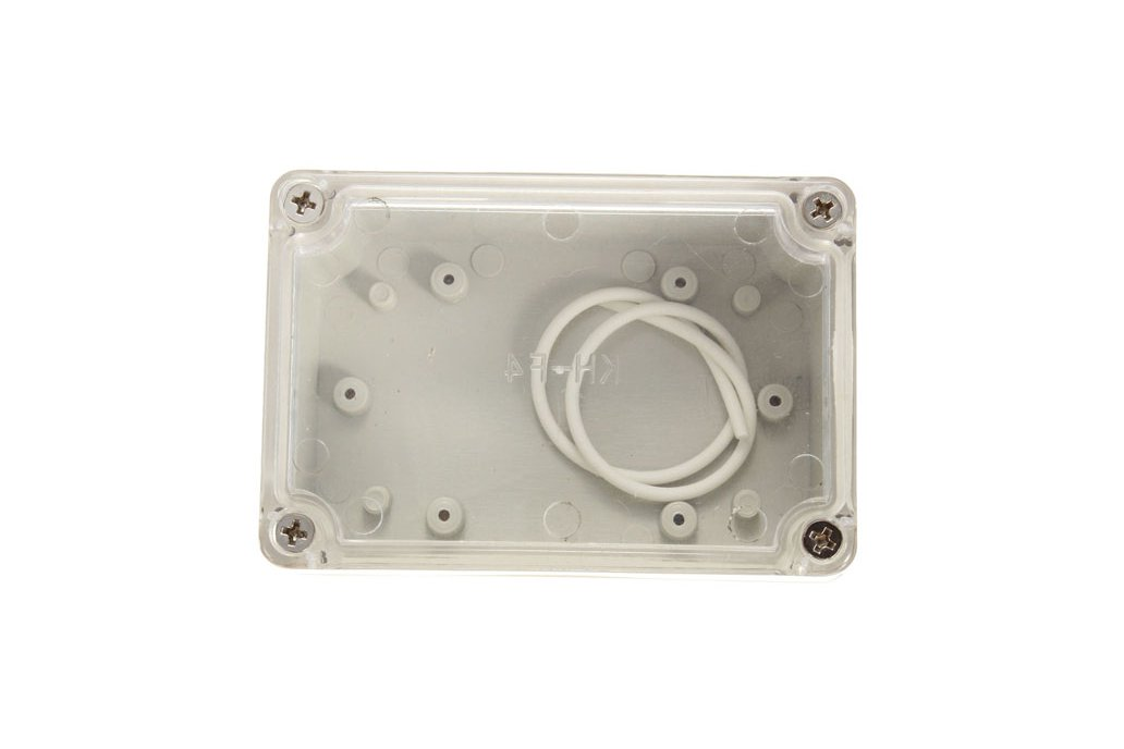 Electronic Plastic Box Waterproof Electrical Junct 4