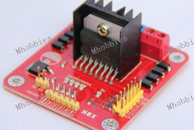 L298N DC Motor driver board stepper motor control board