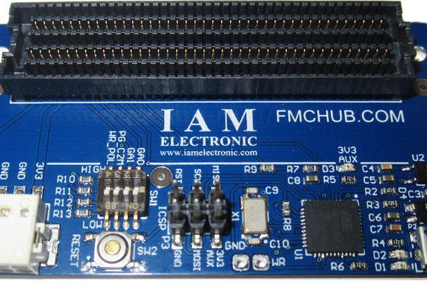 FPGA Mezzanine Card (FMC) FRU EEPROM Programmer