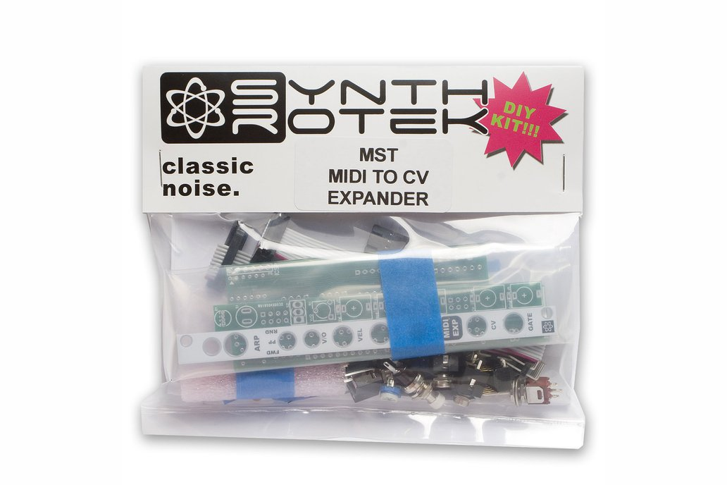 MST MIDI to CV Expander Kit 1