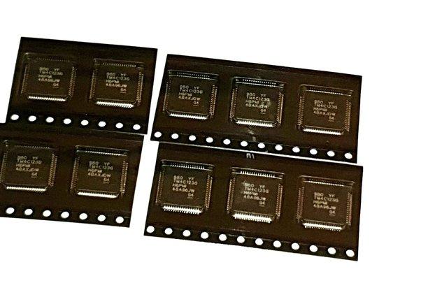 TM4C123 TIVA TM4C123GH6PMI TI MCU (10 pieces)