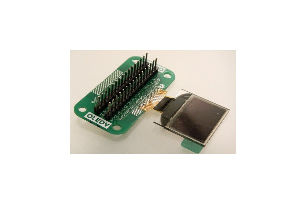 """OLEDY - Multiple pitch """"oled"""" breakouts 2"""