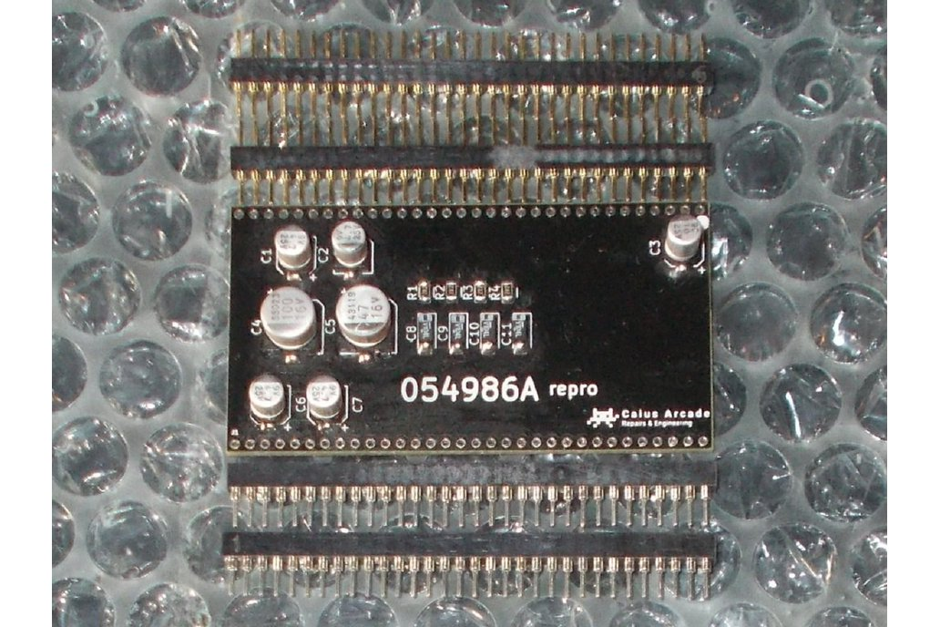 '054986A' replacement ***ASIC/DAC NOT INCLUDED*** 1