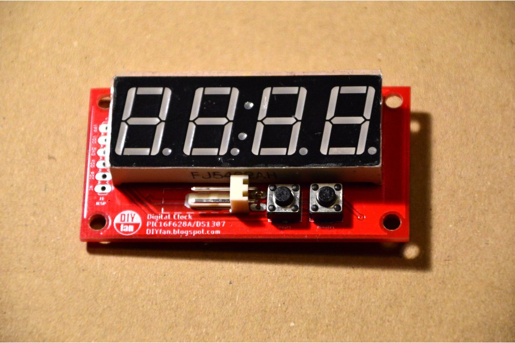 Digital LED clock 1