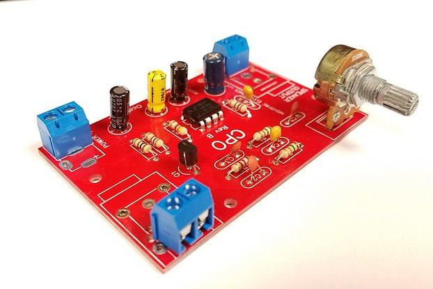 Code Practice Oscillator with Screw Terminal (#3768)
