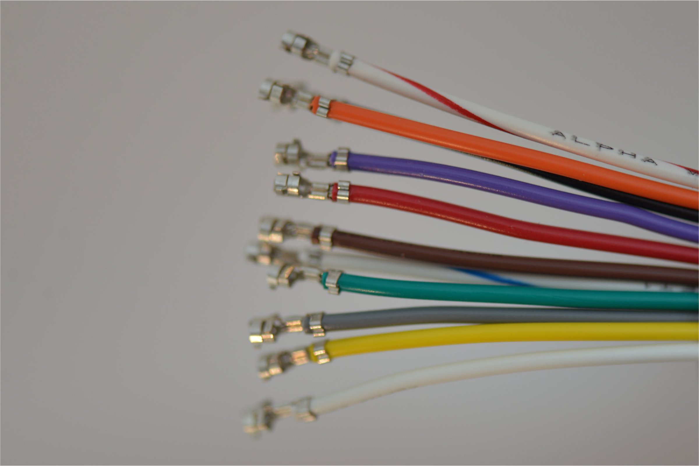 Premium Crimped Wires for JST XH 2.5mm Connectors from ClosedCube on ...