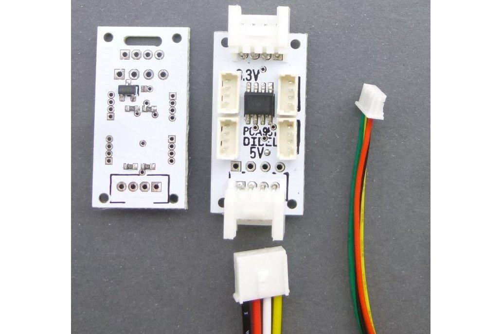 I2C 3/5V adapter 4