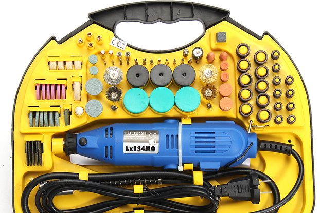 Electric Rotary DIY Tool Set