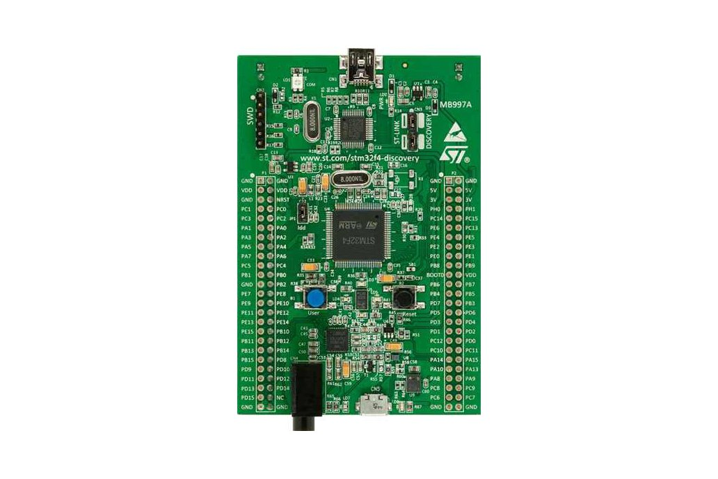 stm32f4discovery brain board 1