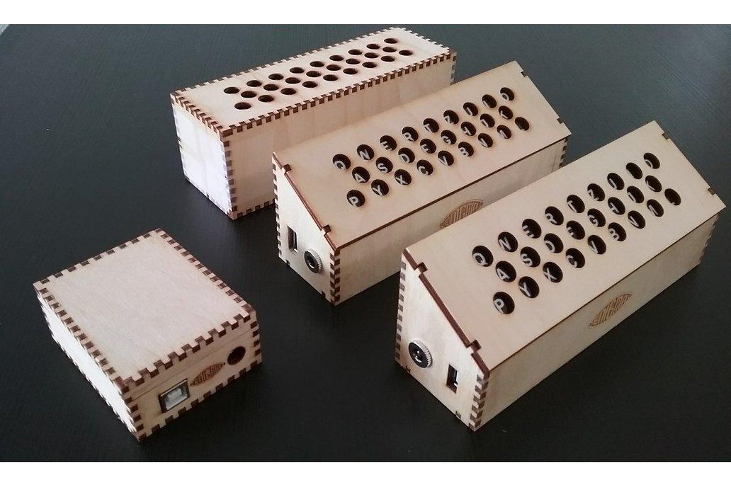 Lamp Field for the Arduino Enigma Machine 13