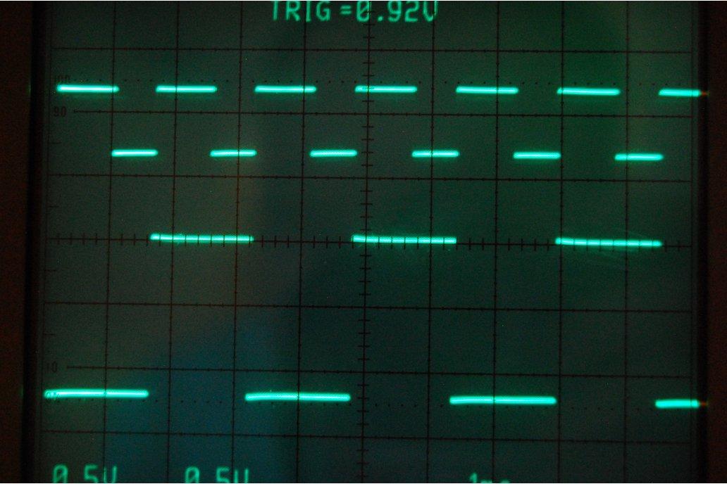 Clock Divider (Eurorack PCB set) 6