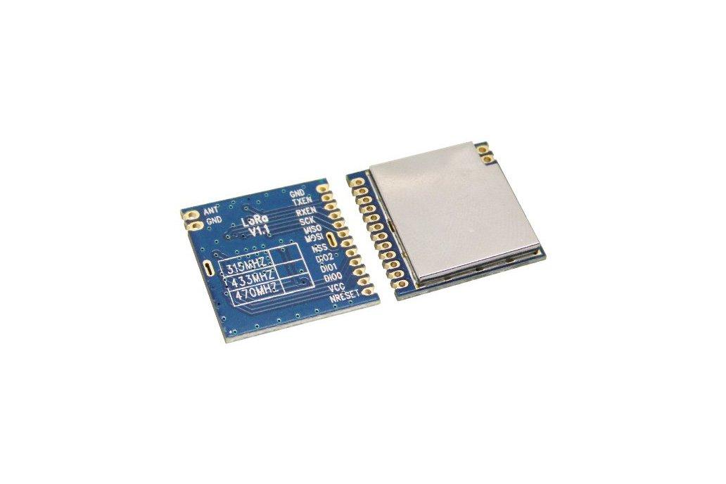 LoRa1278 100mW 4km Wireless Transceiver Module 1