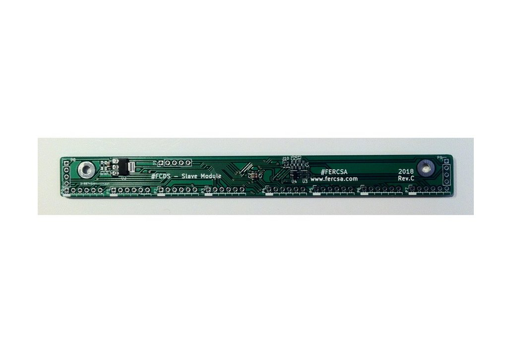 32 channel ADC w/I2C for Arduino & Raspberry Pi 1