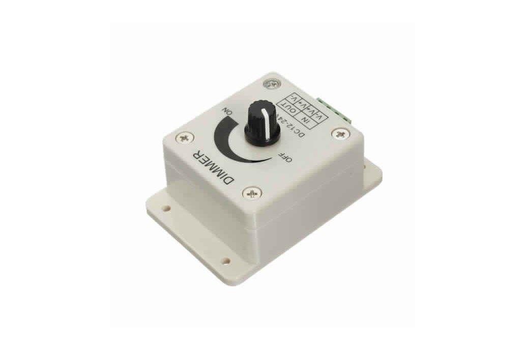 LED Light Dimmer Brightness Adjustable Control  2