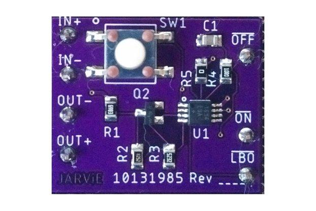 Battery Saver Breakout Board