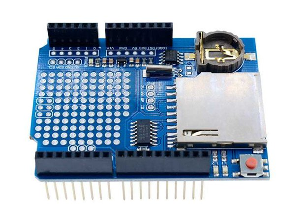 Data Logger Module Logging Recorder Shield Board