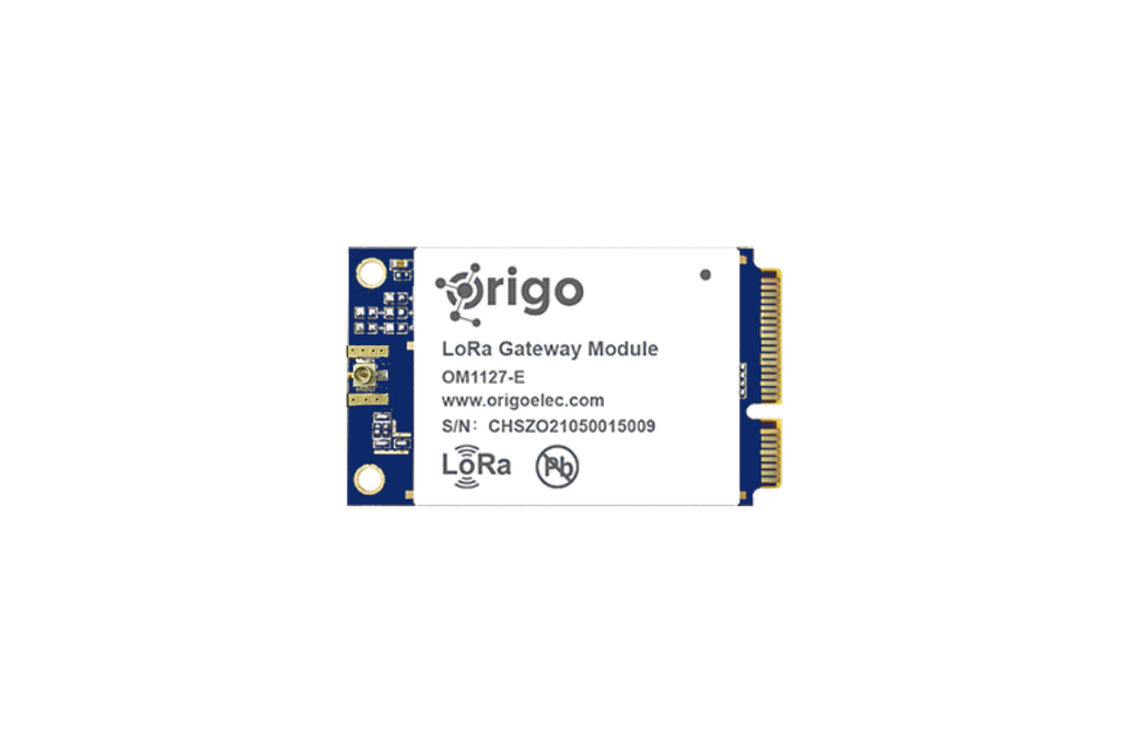 SX1301 mPCIe LoRa gateway module for 863~928MHz 1