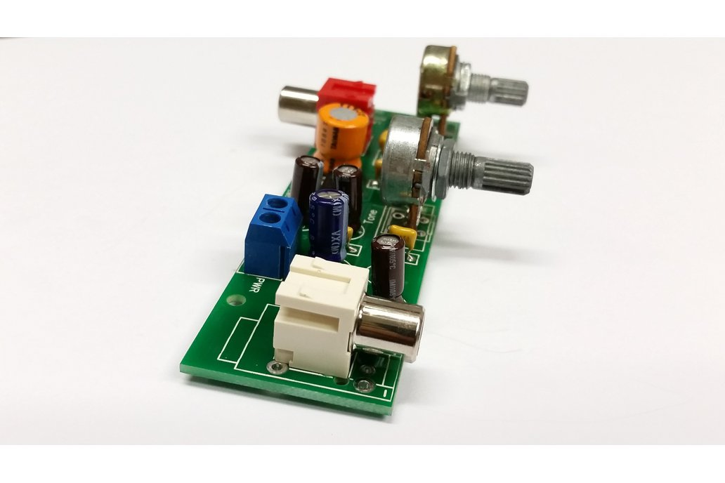 Audio Amplifier Kit (#1695) 1