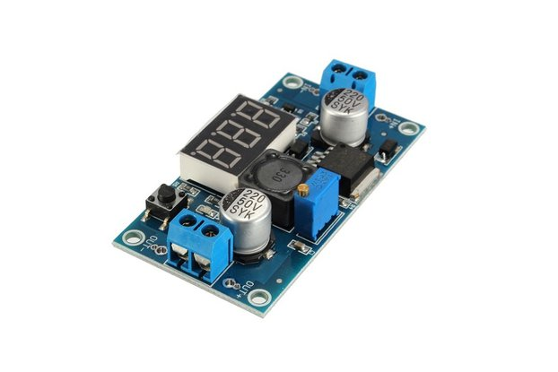 LM2596 DC-DC Voltage Regulator Adjustable