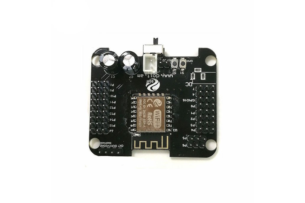 Control Board For 18DoF Biped Robotic Humanoid 1