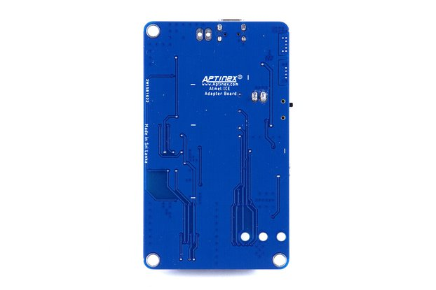 Aptinex Adaptor Board for ATMEL-ICE and ATMEL-ICE
