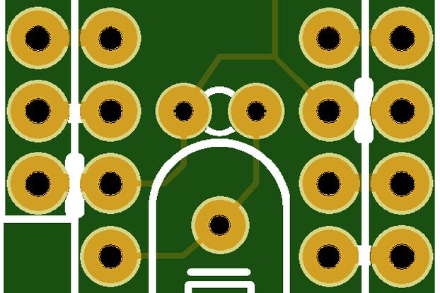 URBBB v1 (PCB only)
