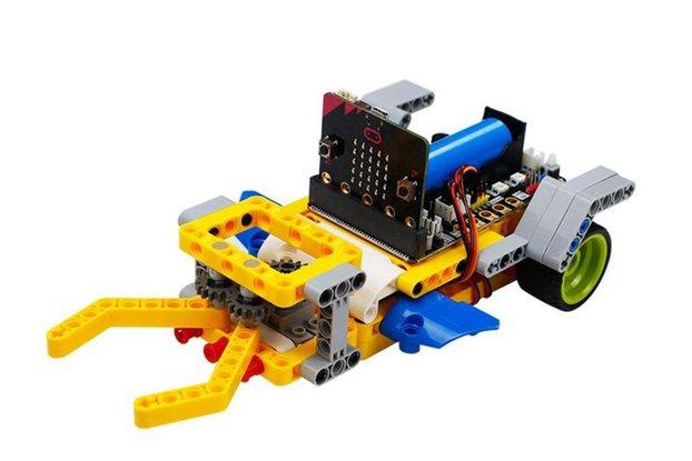 Micro:bit Smart Car