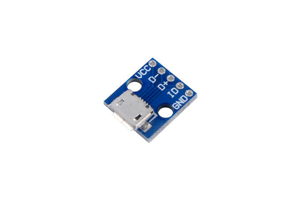 Micro USB to DIP adapters 1
