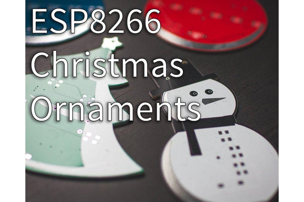 ESP Ornaments - IoT Ornaments - HIGH SLEEP CURRENT 2
