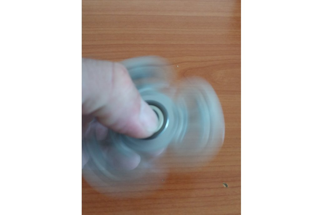 Spinner made from metal 2