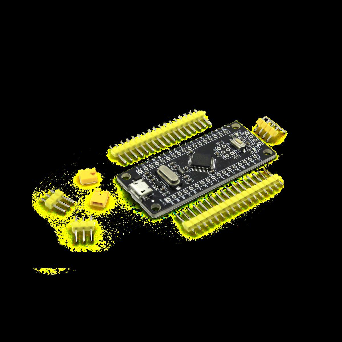 STM32 Black Pill ARM Cortex-M3 Microcontroller