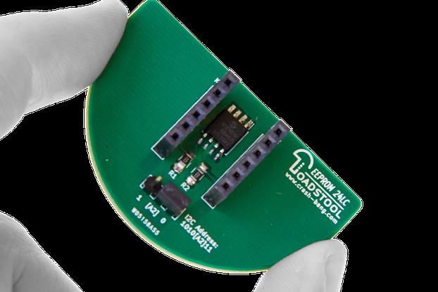 Toadstool EEPROM Cap (128k)