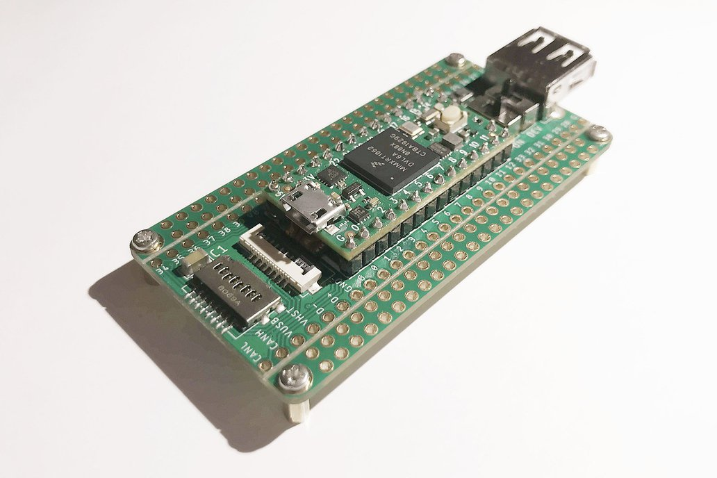 Teensy 4.0 Breakout (Revision A) 1