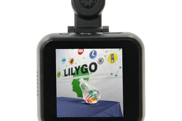 LILYGO® TTGO T-Watch-K210