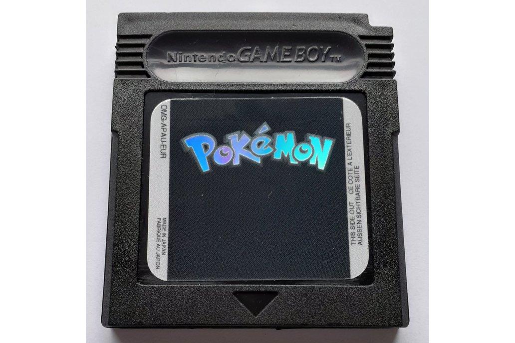 Pokemon Black for Nintendo Gameboy 1