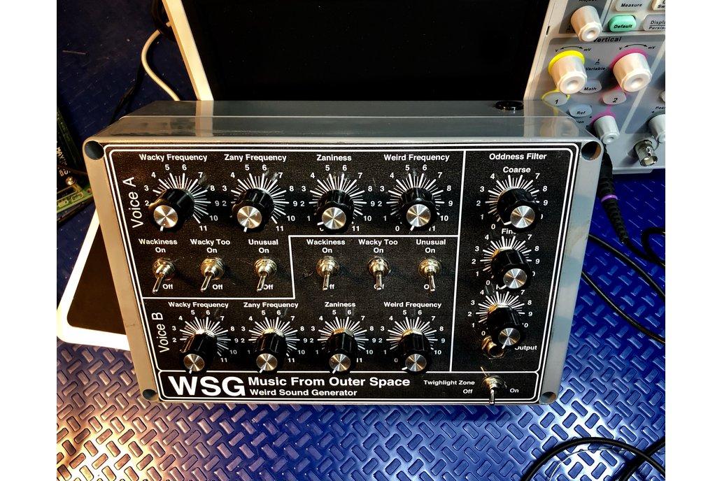 MFOS WEIRD SOUND GENERATOR WSG 1