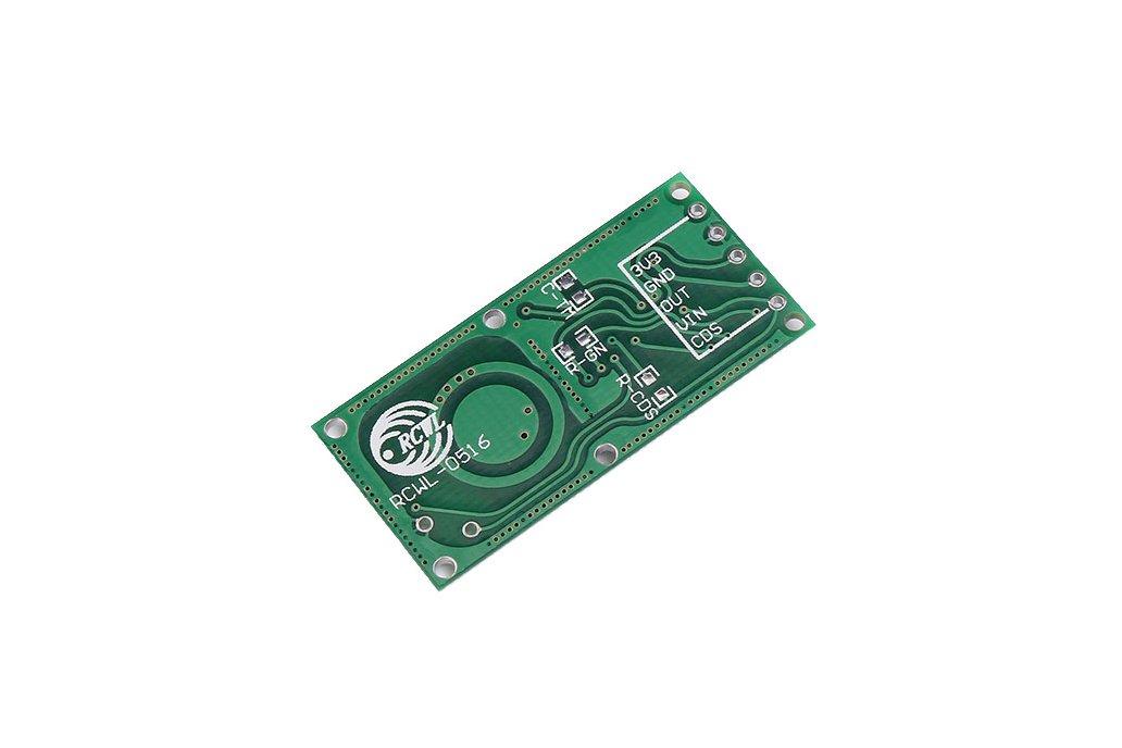 5PCS RCWL-0516 Microwave Radar Sensor Switch(13214 4