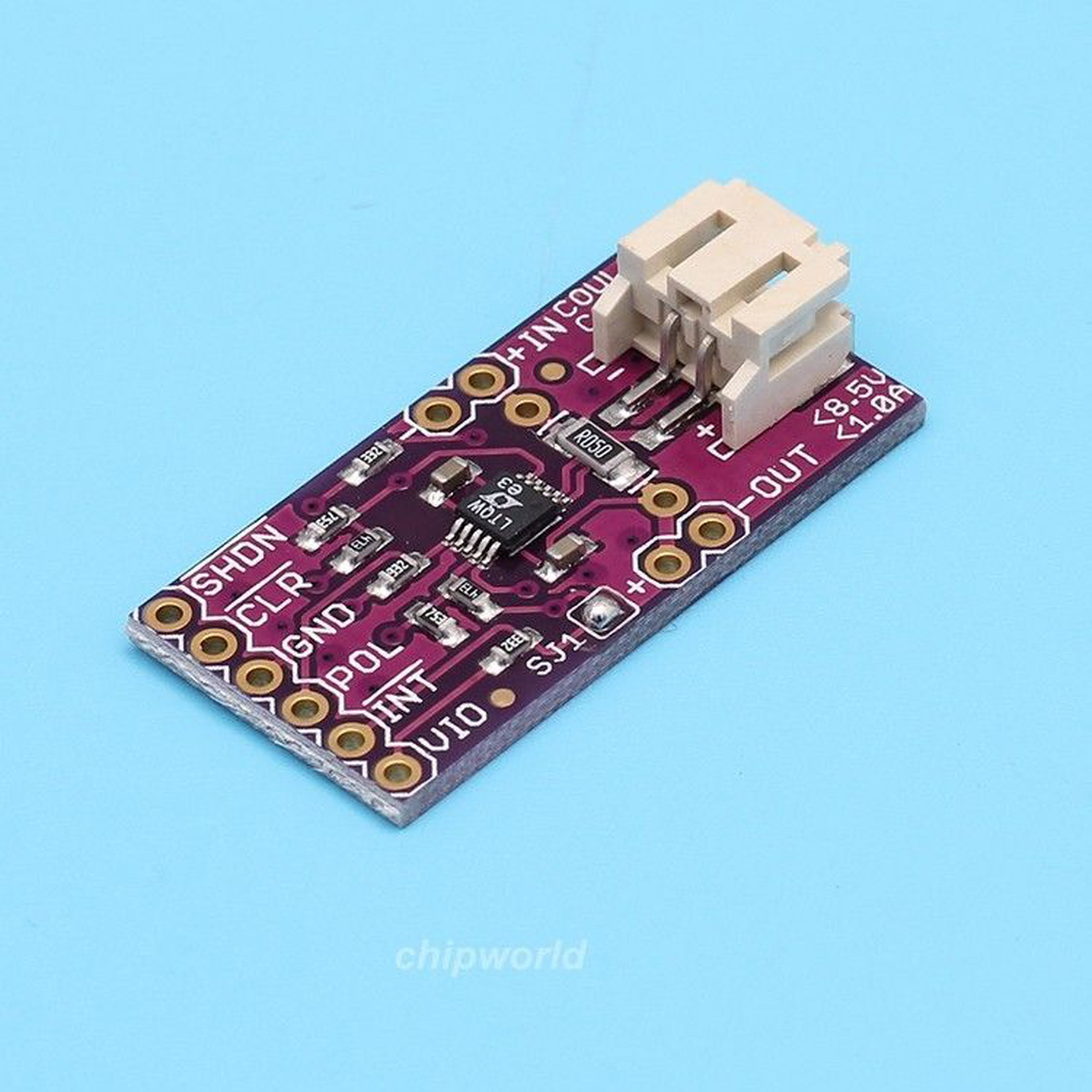 Browse Products By Vitor Market On Tindie Simple Battery Charger Circuit With Indicator Sale Fuel Gauge Meter Coulomb Counter Arduino