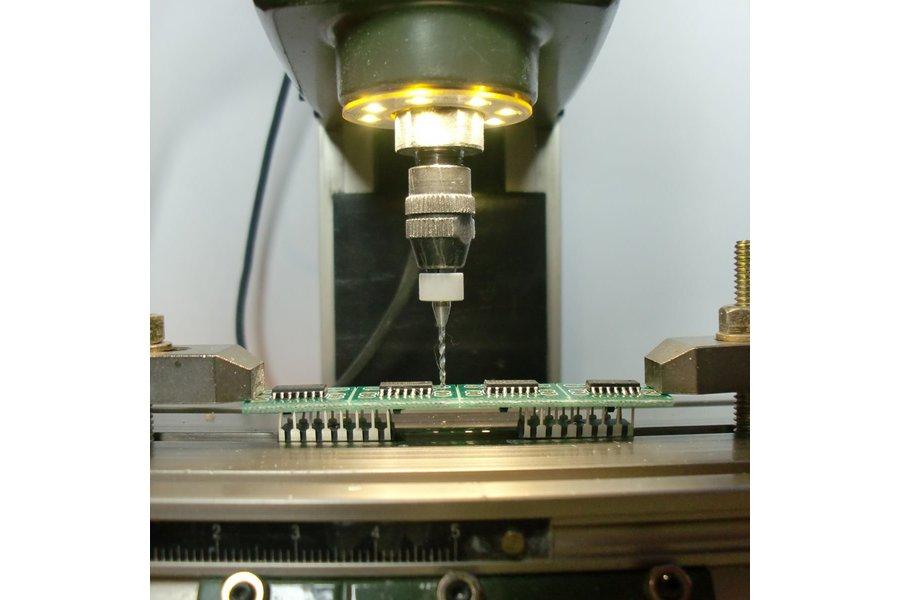 LumenFix 70 - Smart light for Proxxon MF70