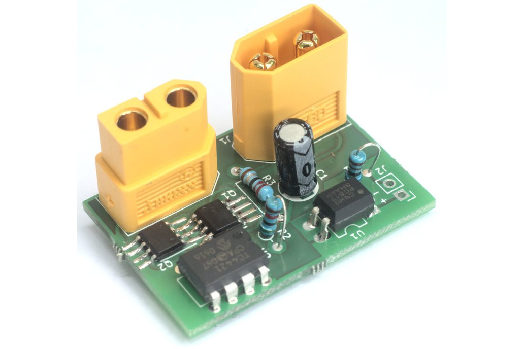 XT60 Isolated Load Switch (High Side) 1