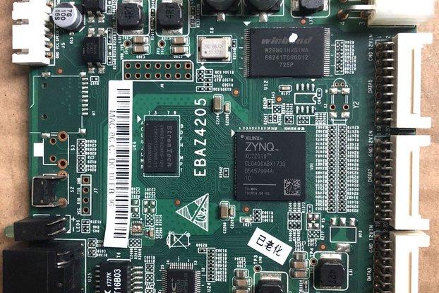 Xilinx ZYNQ 7Z010 FPGA Development  Learning Board