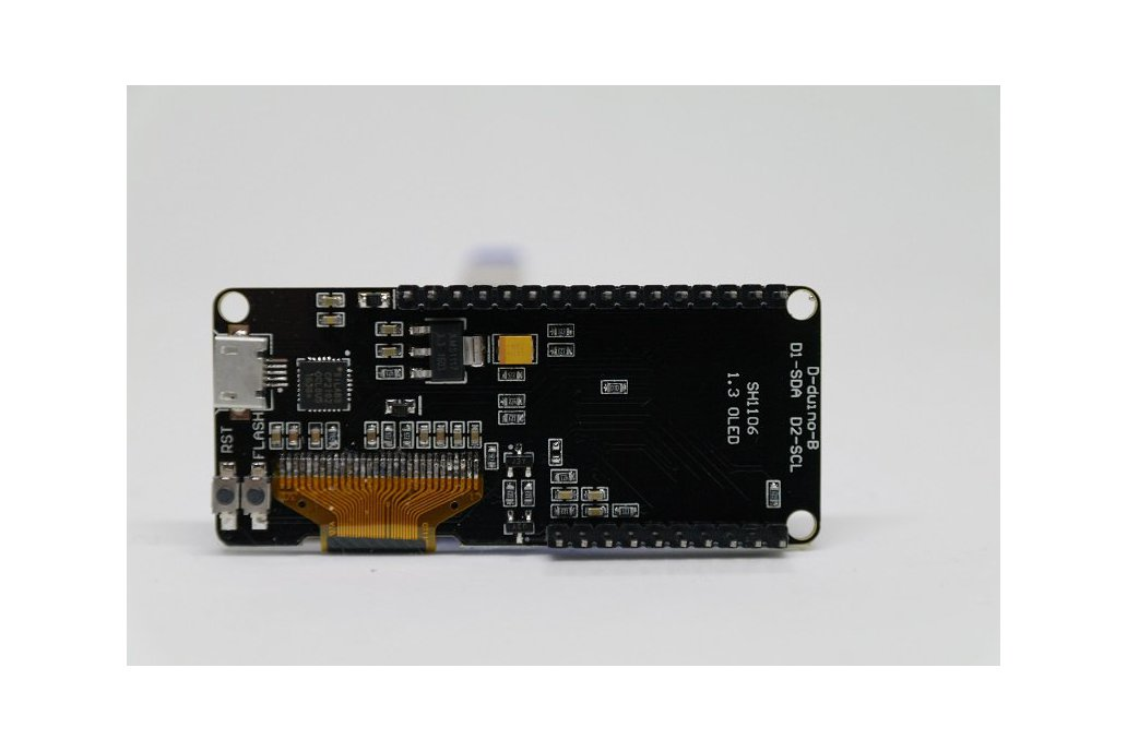 D-duino-B(Arduino&NodeMCU&ESP8266&1.3OLED) 3