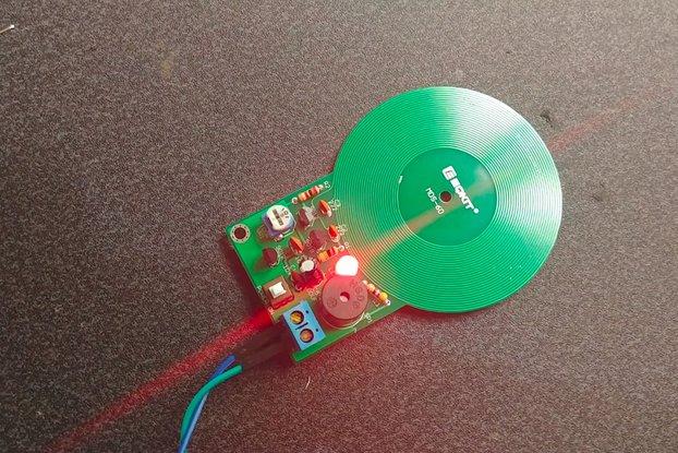 Non-contact Metal Detector Sensor Kit(12556)