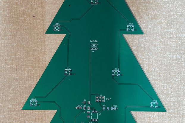 Christmas Tree Arduino