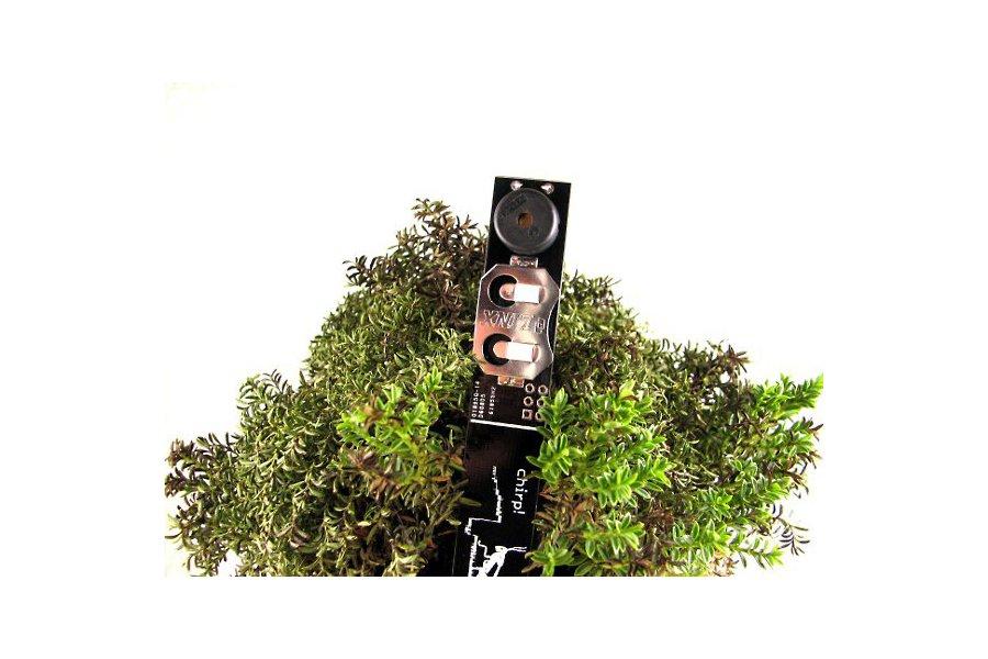 Chirp! - plant watering alarm