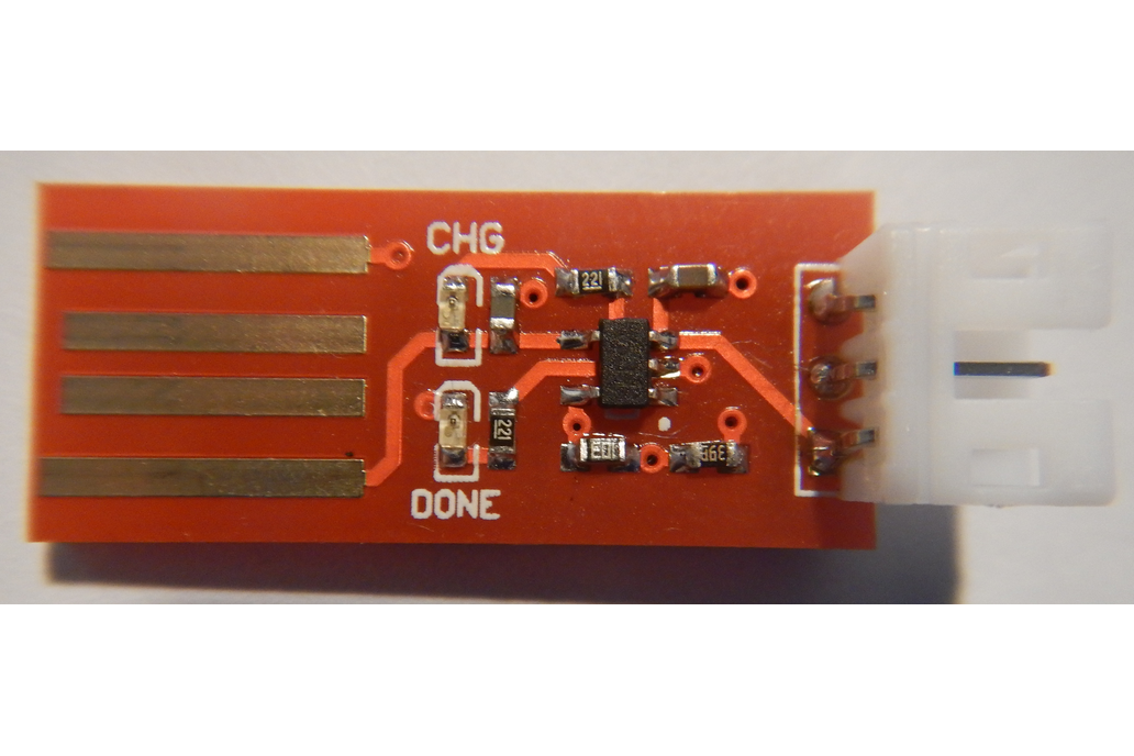 Micro sized USB Lipo Charger 1