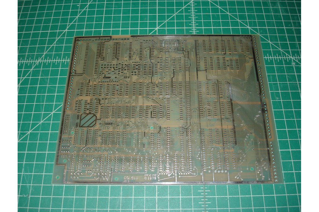 Reproduction OSI 510C Triple CPU Board 1