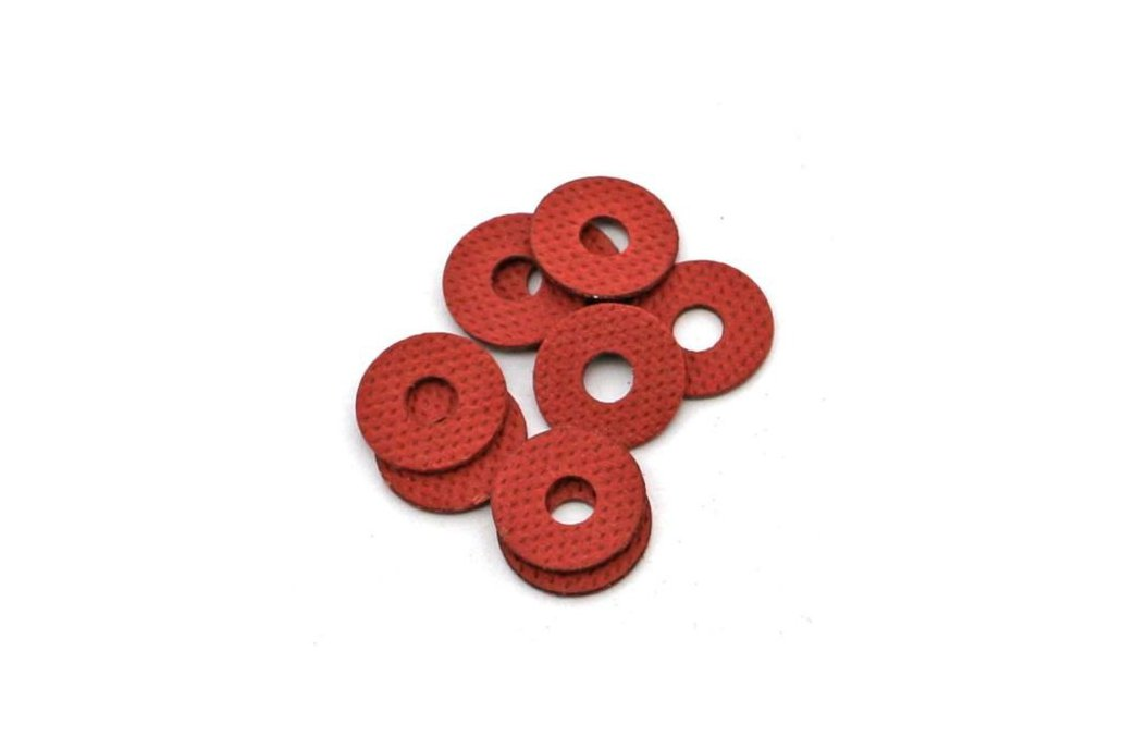 Heated Insulated Washers for Wanhao 3D Printer 1