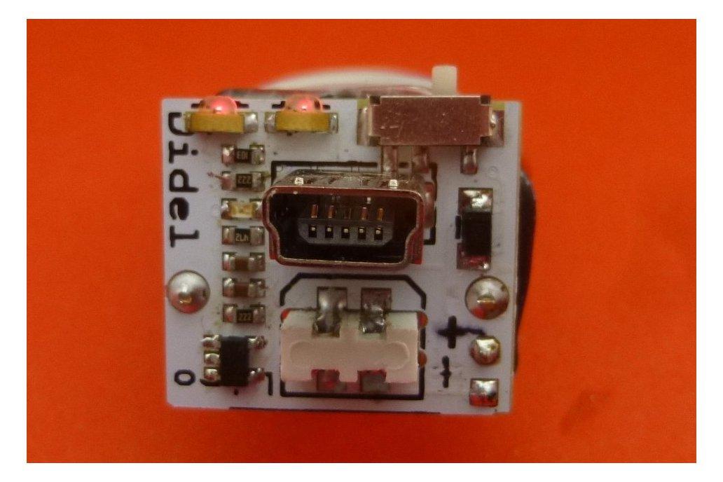 Lipo for Arduino Uno 3